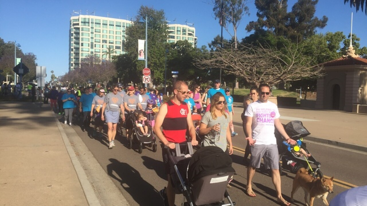 Thousands Attend March of Dimes Event