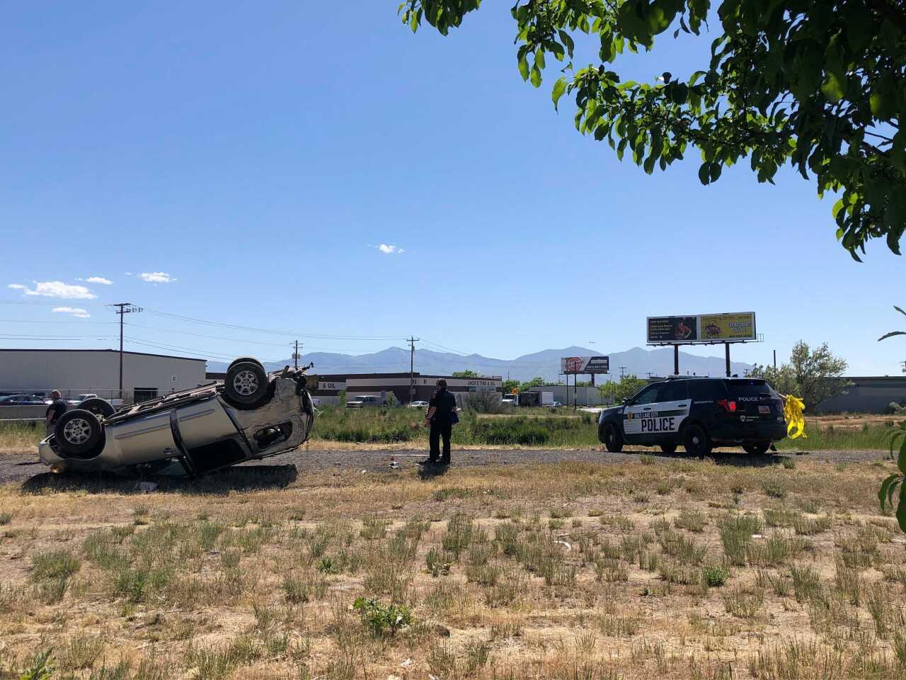 Fatal Redwood Accident
