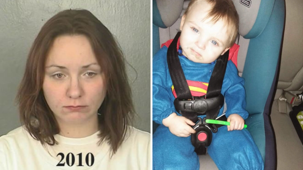 Mother arrested in connection with 2-year-old Hampton boy's disappearance