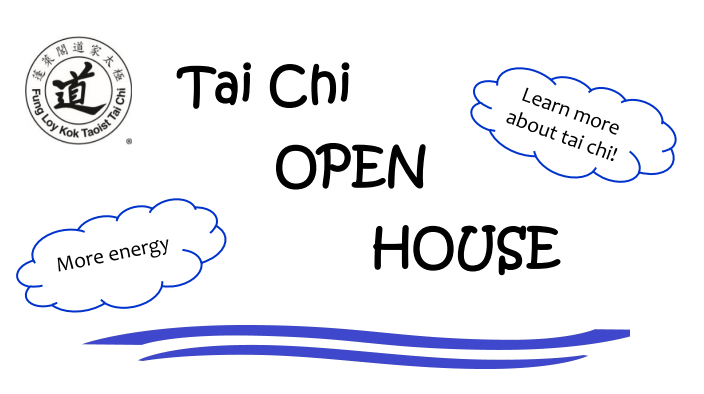 Tai Chi OPEN House