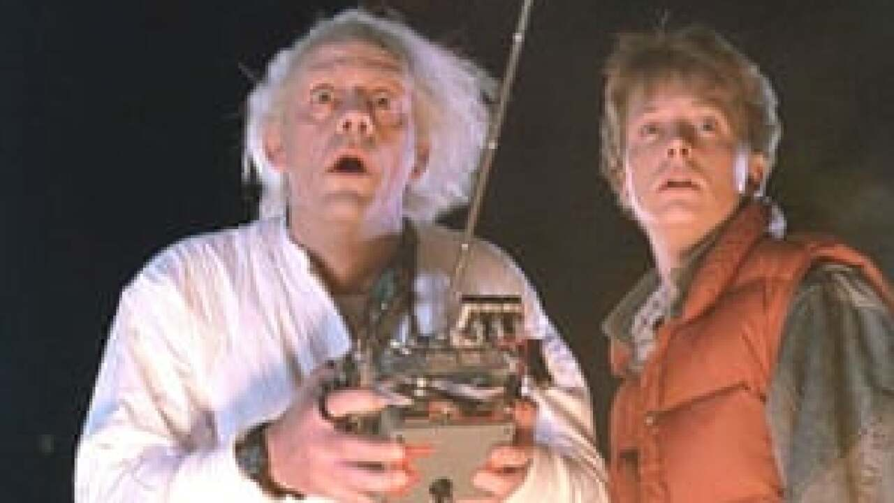 """Back to the Future"" and its sequels are leaving Netflix in August."