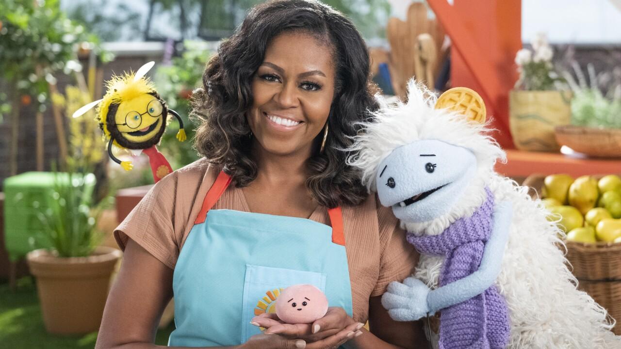 TV Michelle Obama