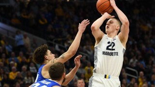 Joey Hauser transferring from Marquette to Michigan State