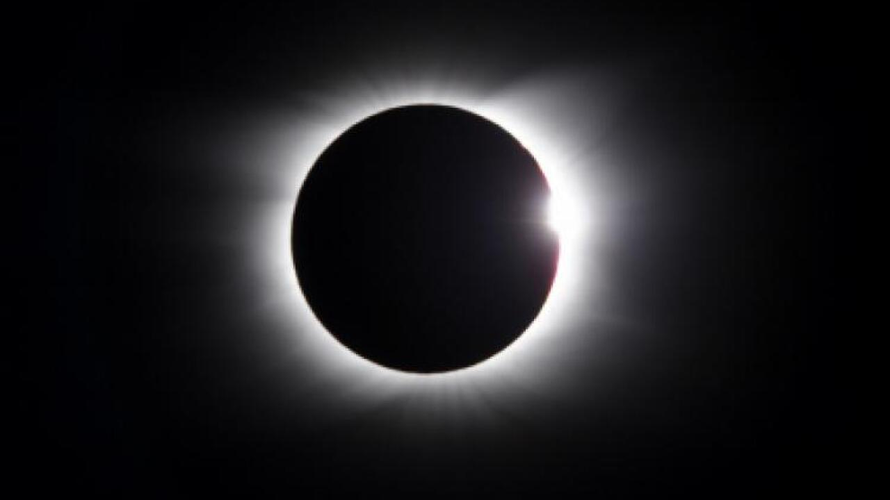 Solar eclipse will be visible in South America next week