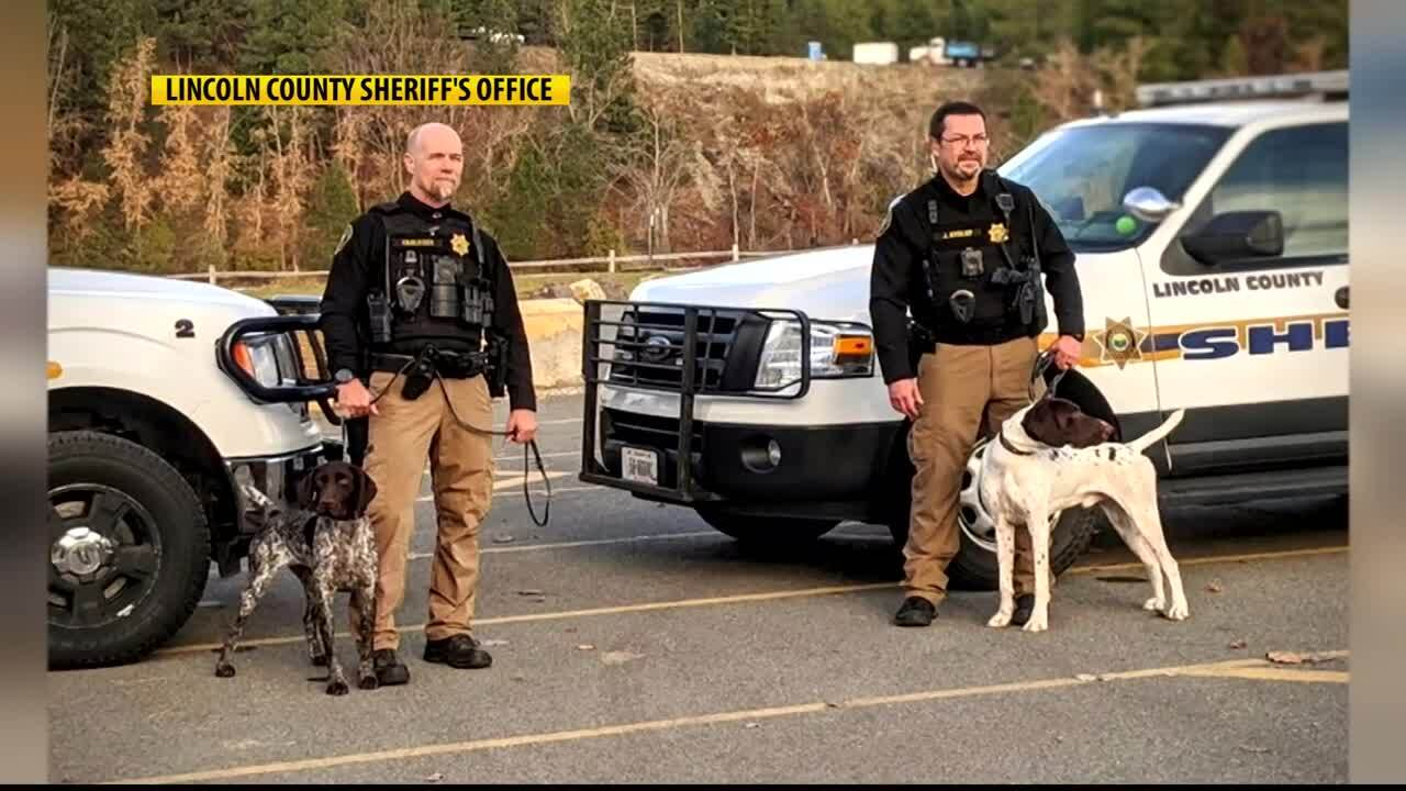 Lincoln Co. Sheriff's Office adds to K9s