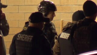 Law enforcement responds to incident at Big Horn County Jail