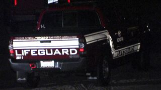 Lifeguards suspend search for person in Point Loma water