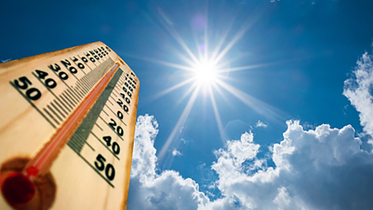 Cooling Centers open Labor Day in Anne Arundel County