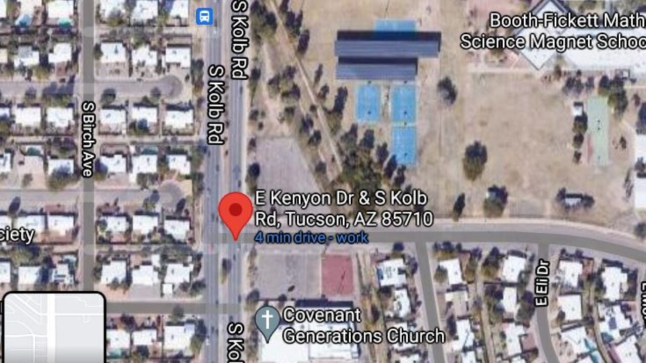 Tucson police identified a motorcyclist who died in a July 4 wreck at Kolb Road and Kenyon Drive.