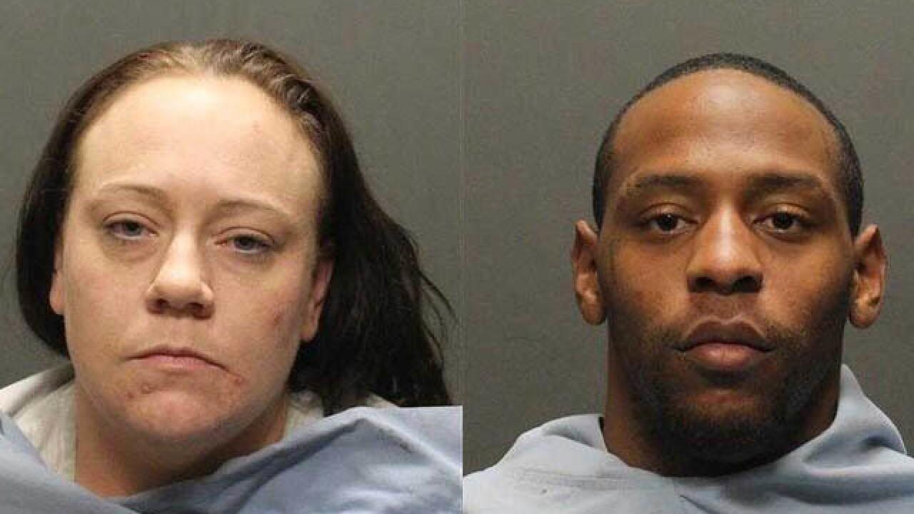 Officers arrest Walmart shoplifting suspects