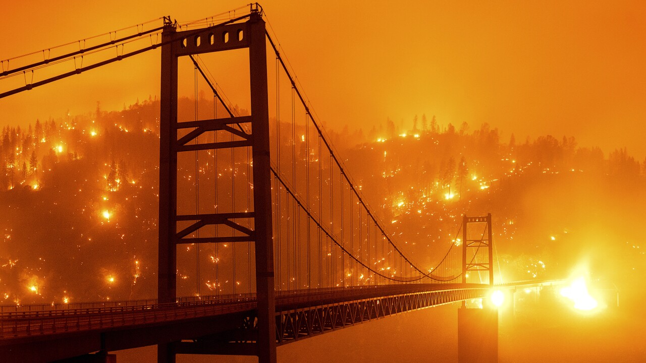 3 people have died in Northern California wildfire