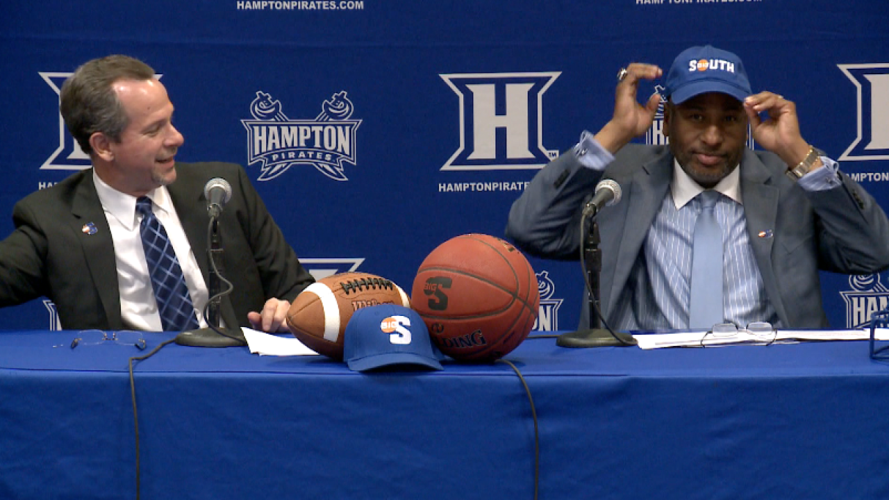 Hampton University, MEAC announce separation agreement