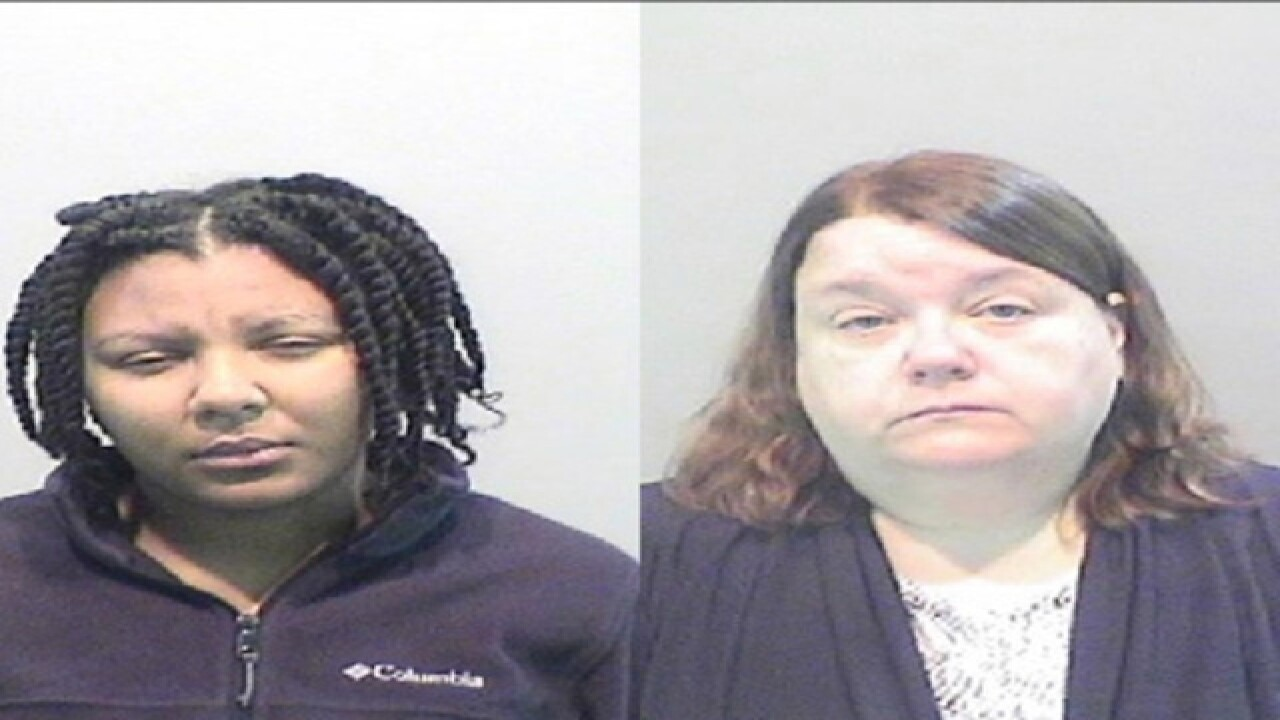 Social workers charged in death of 3-year-old
