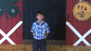 7th grade boy donates $15K from Huron County Fair winnings to St. Jude Children's Research Hospital