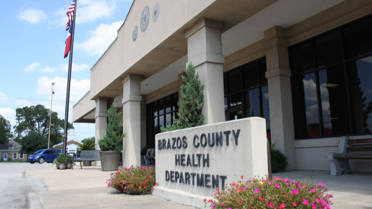 Brazos County Health Department Building