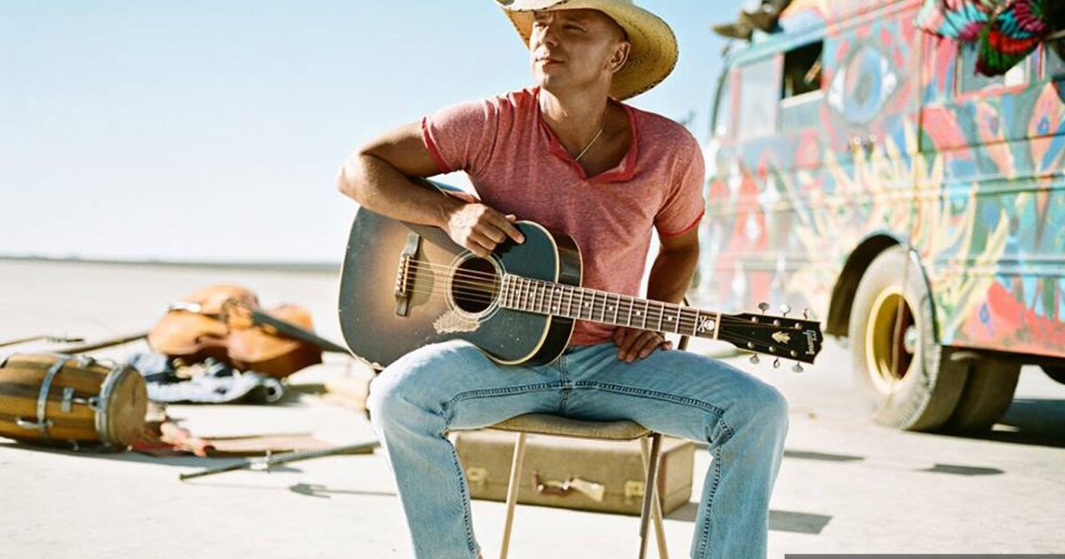 Country star Kenny Chesney to play July 5 in Bobcat Stadium - KXLH Helena News