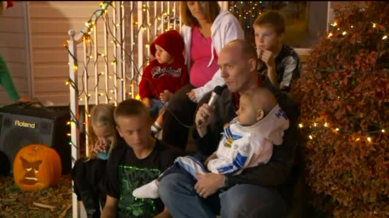Utah toddler who brought light, hope to community loses battle with cancer