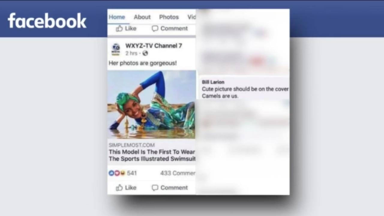 Mich. city investigating after racist Facebook comment left by account belonging to city employee