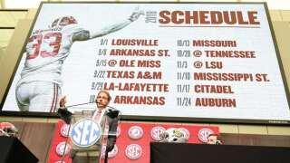 Alabama, Clemson, Ohio State top preseason coaches' poll