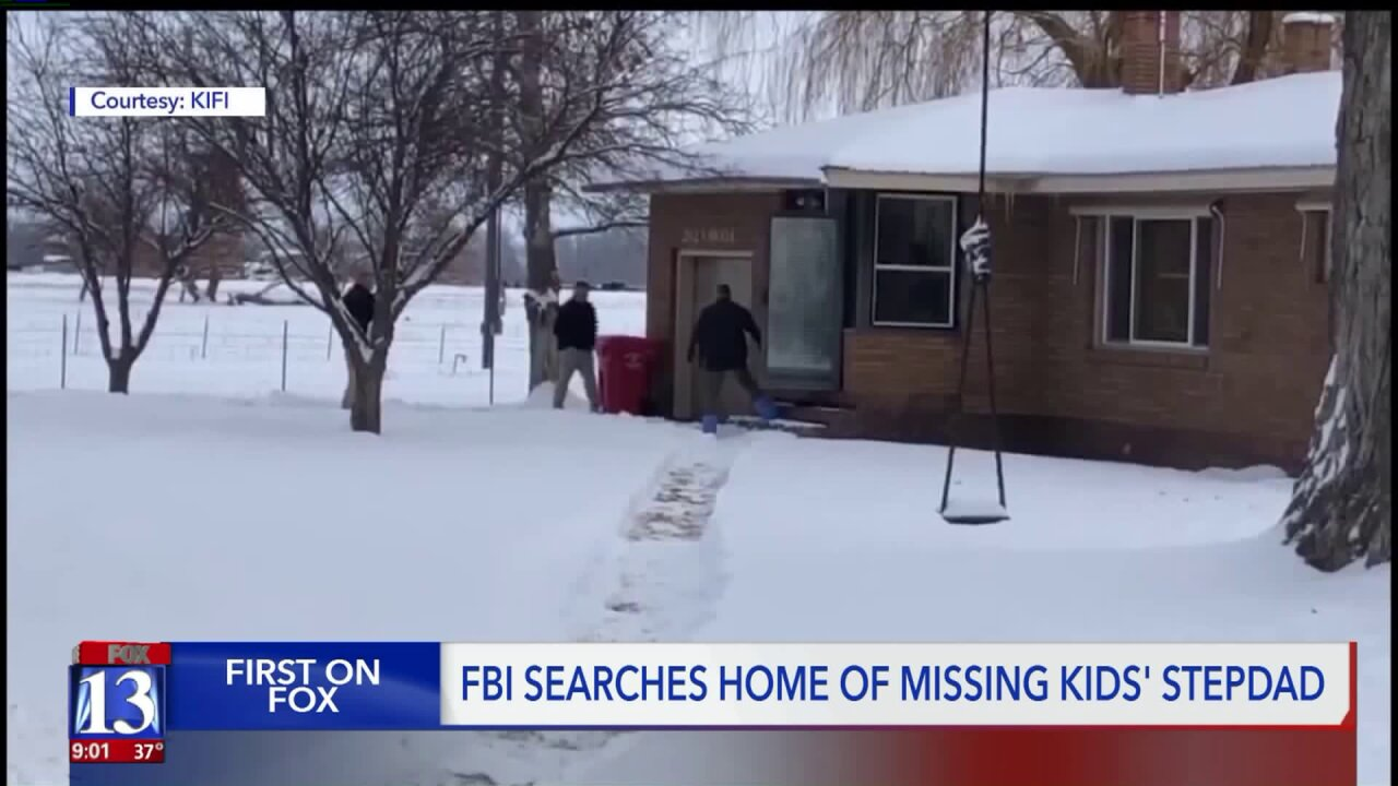 Police, FBI serve search warrant at Daybell home