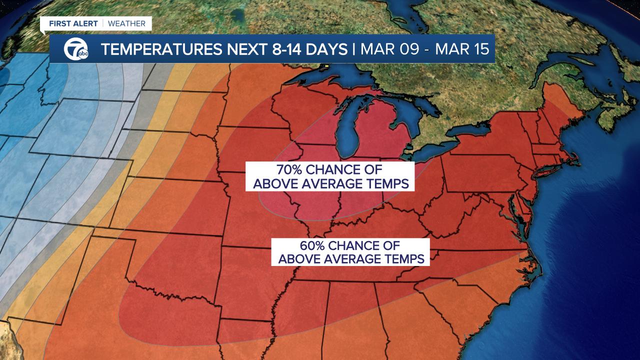 Climate Prediction Center Temperature Outlook
