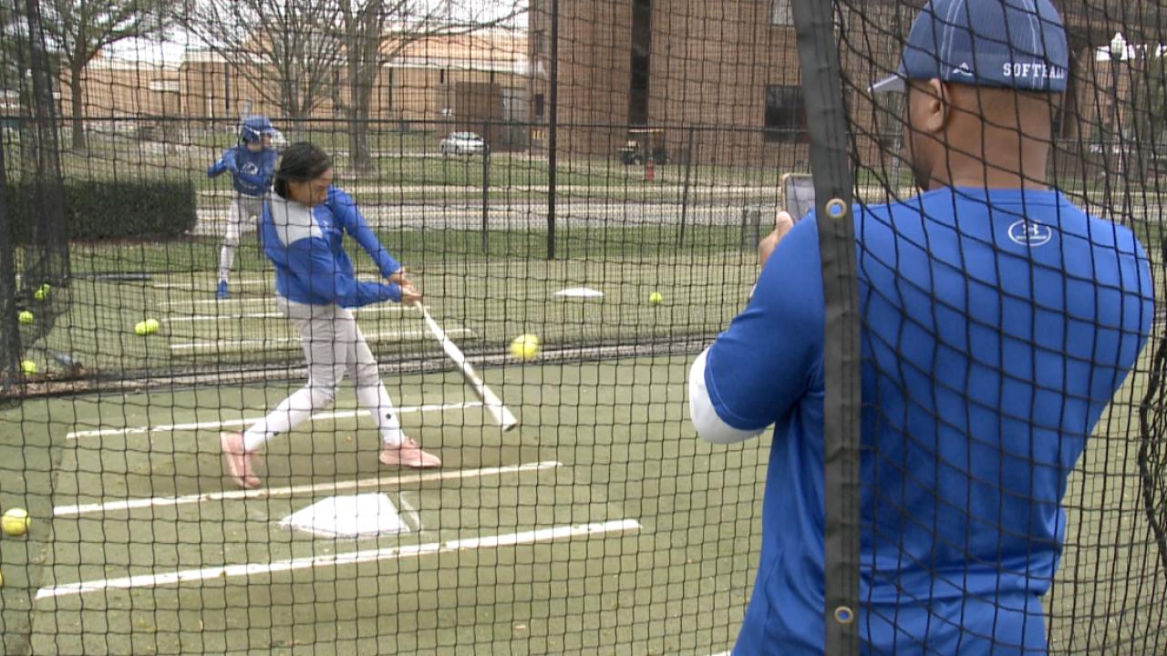 Mo'ne Davis embraces softball, new journey at Hampton University
