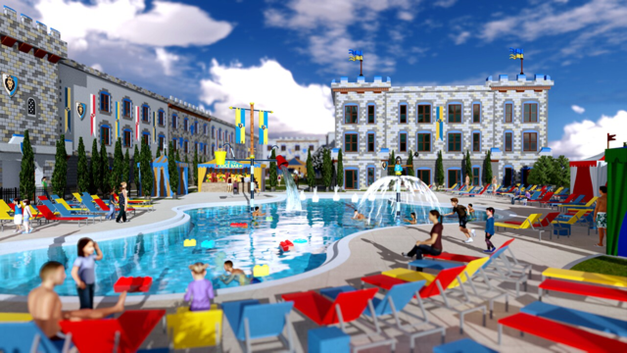 Legoland California to break ground on new hotel