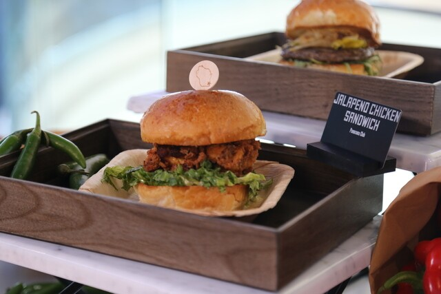Check out the new foods coming to Fiserv Forum [PHOTOS]