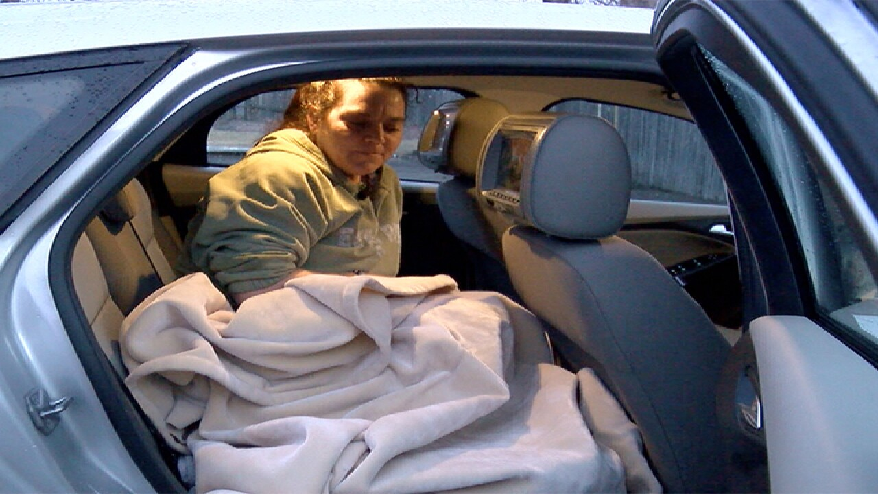 Sleeping In Car >> Colorado Uber Lyft Drivers Are Sleeping In Cars To Make Ends Meet