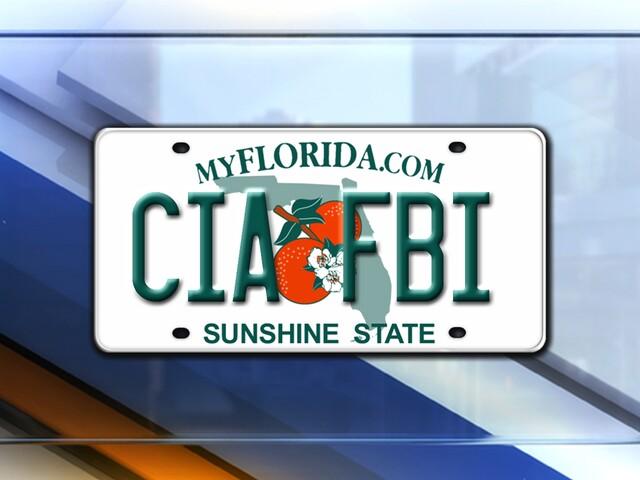 PHOTOS: Vanity license plates denied in Florida