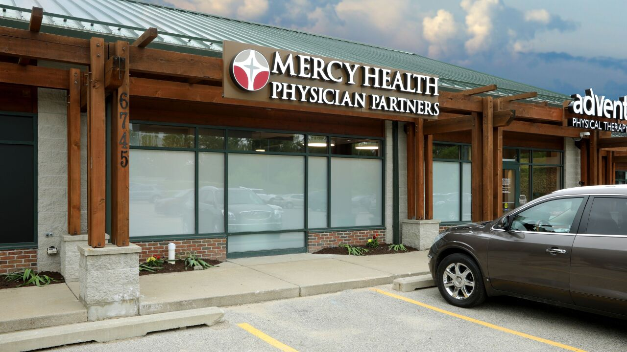 Mercy Health opens new $5.6M outpatient center in Ada