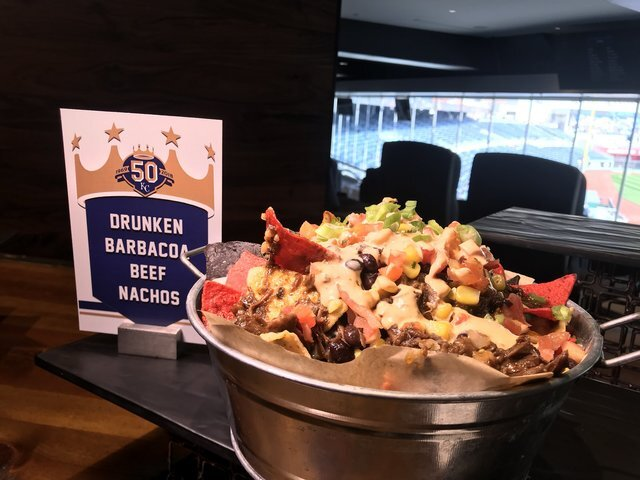PHOTO GALLERY: New Royals ballpark food