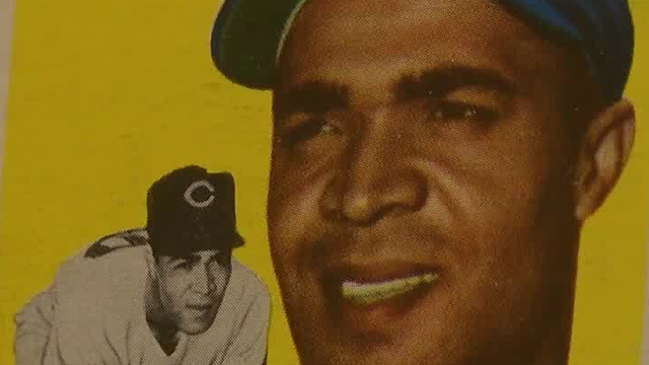 Reds' 1st African-American blazed trail in 1954