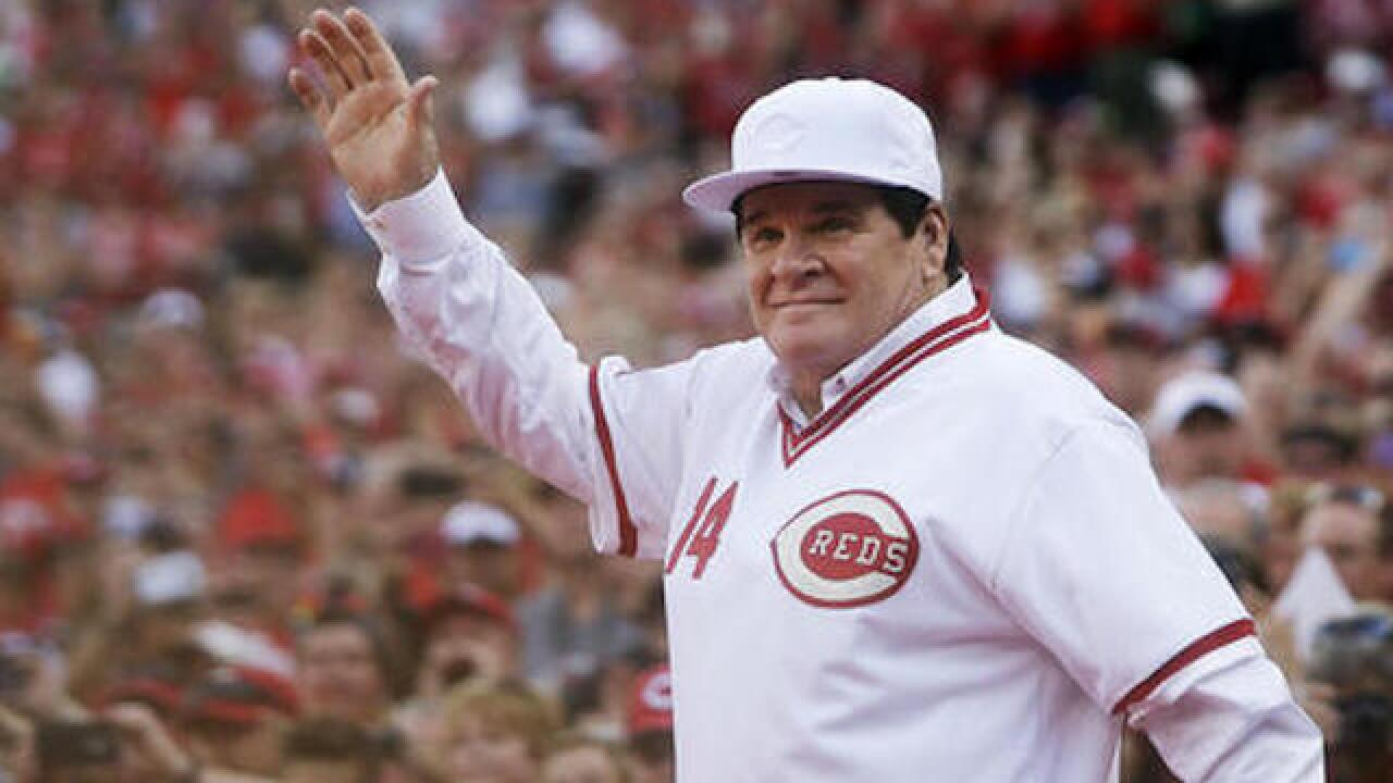 Banned Pete Rose appeals to Hall of Fame for eligibility