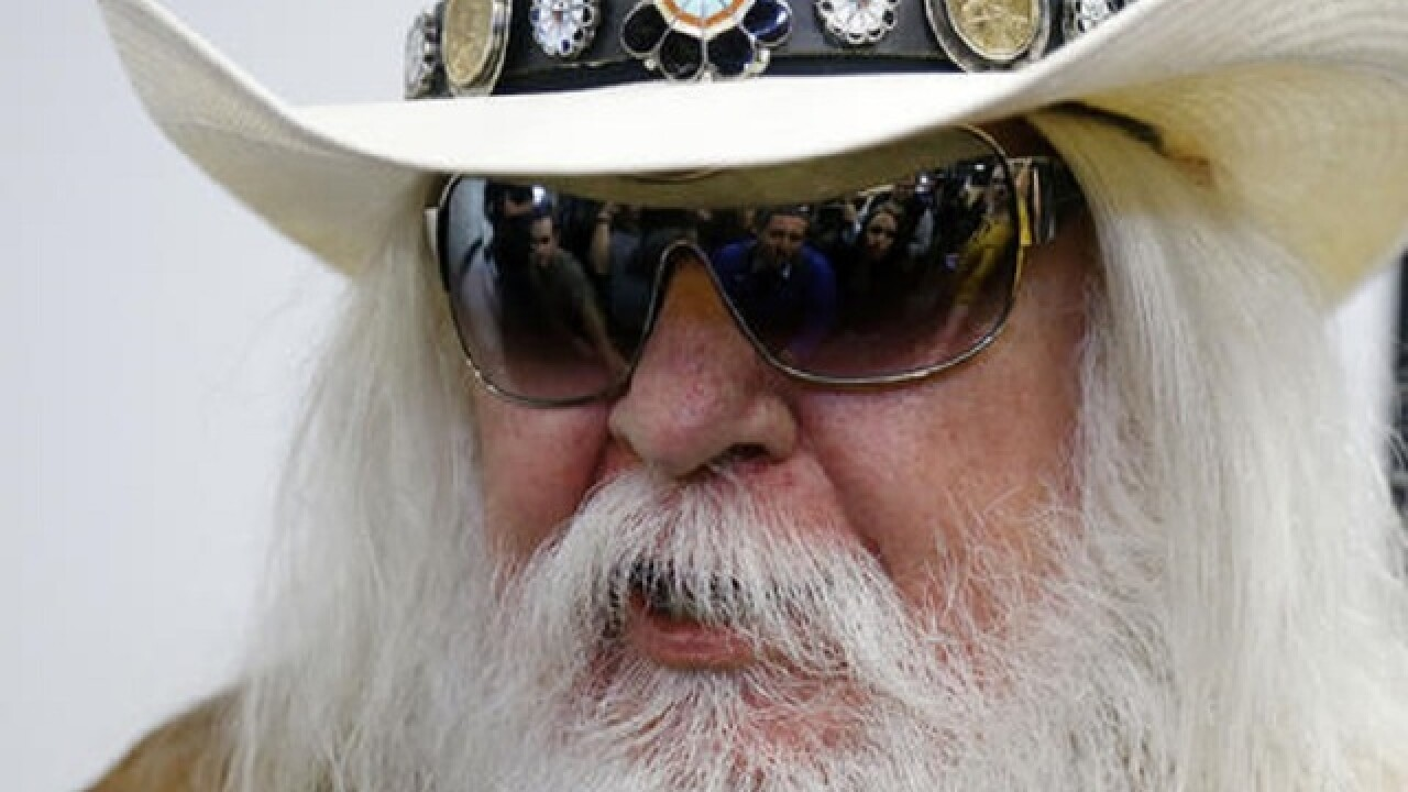 Rocker Leon Russell dies at 74 in Nashville