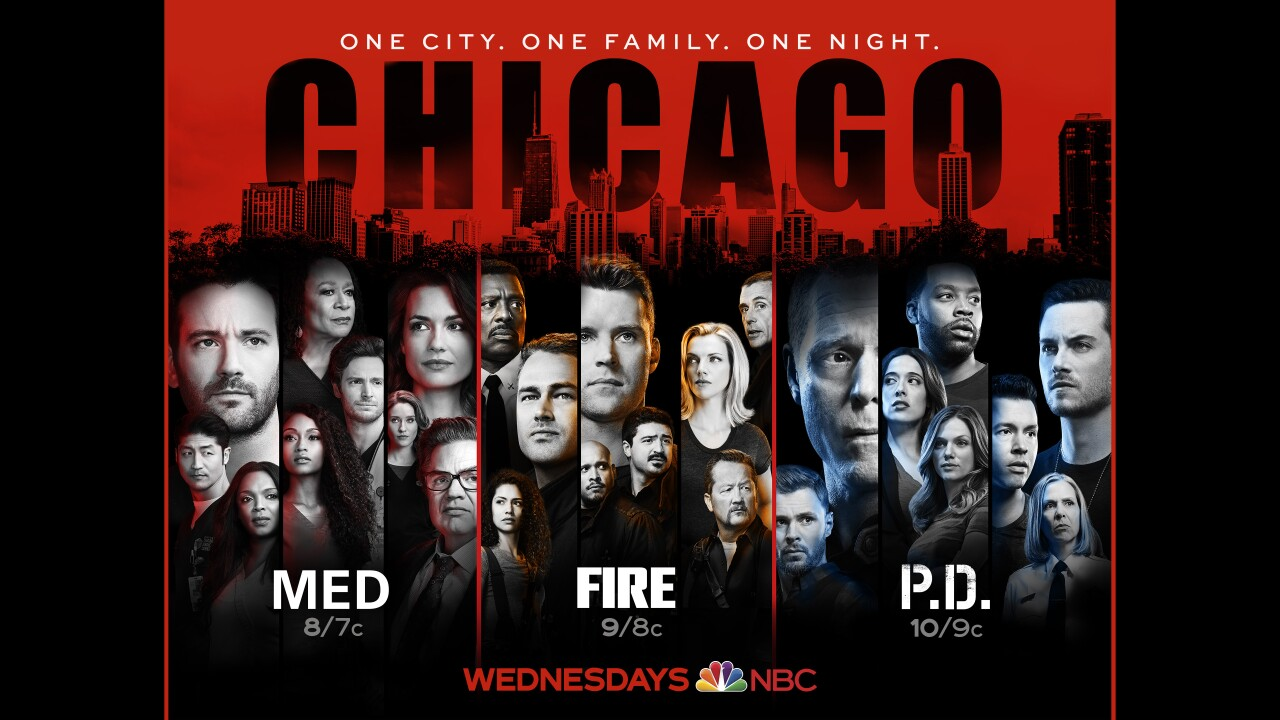 Programming Update Chicago Med Chicago Fire