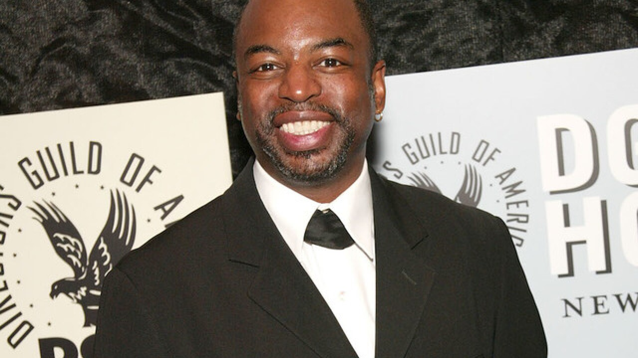 LeVar Burton of 'Reading Rainbow' is now reading books to adults