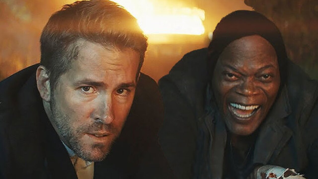 'The Hitman's Bodyguard' shoots up home video