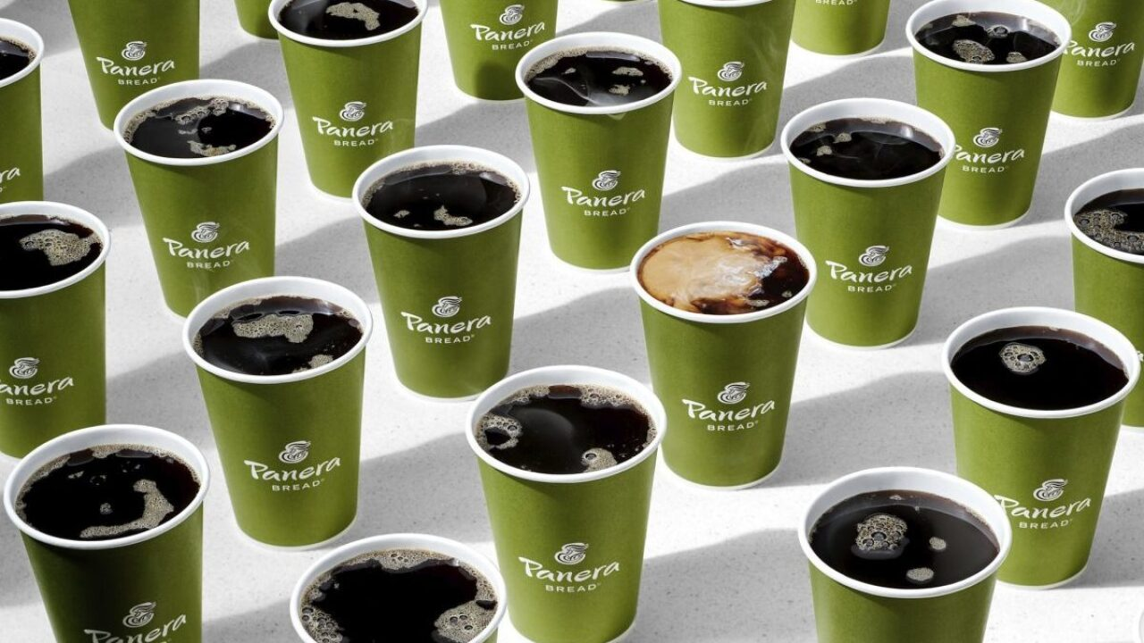 Get free coffee from Panera all summer long