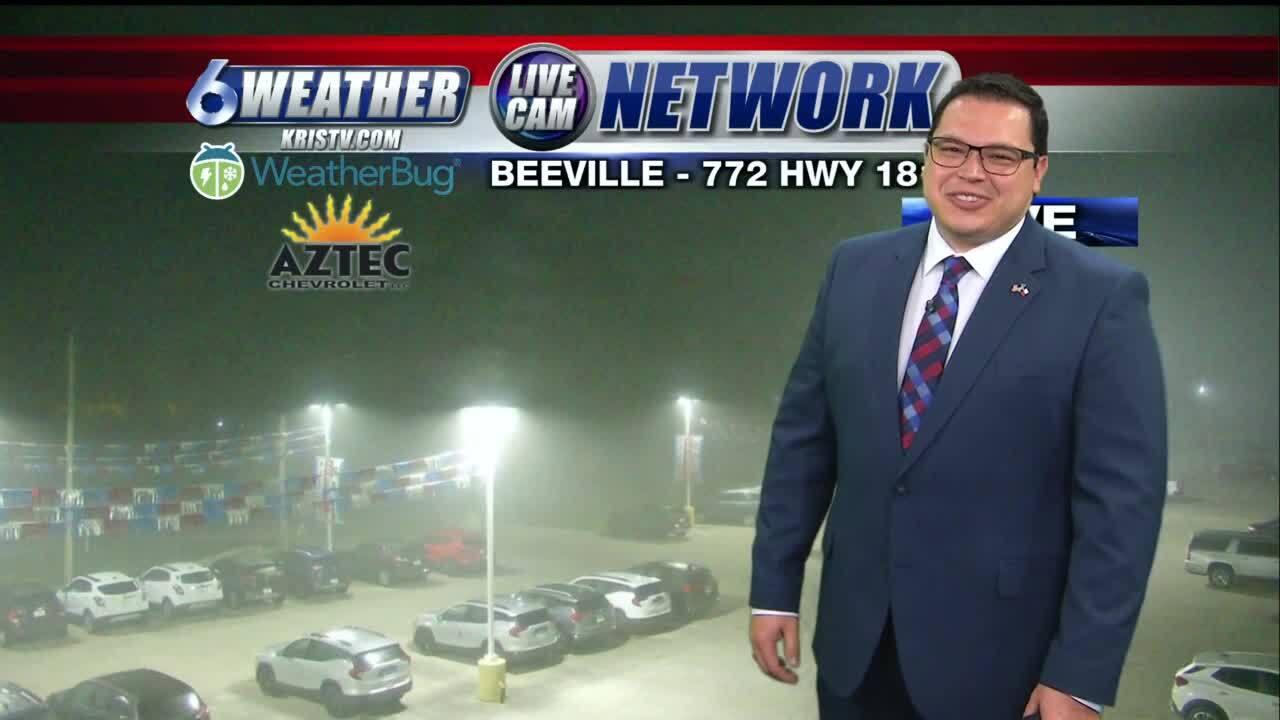 Dense Fog Advisory in effect until 9 a.m.