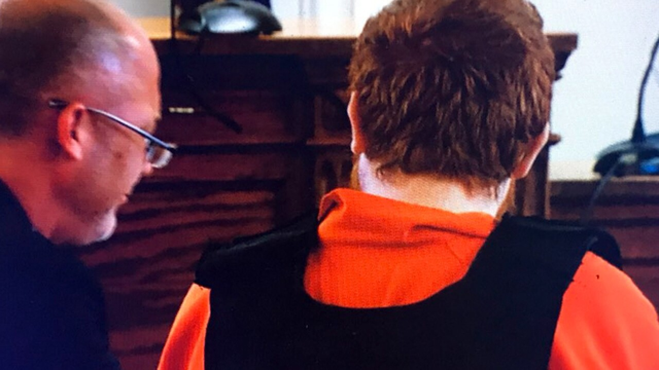 Joe Clyde Daniels Case Bound Over To Grand Jury