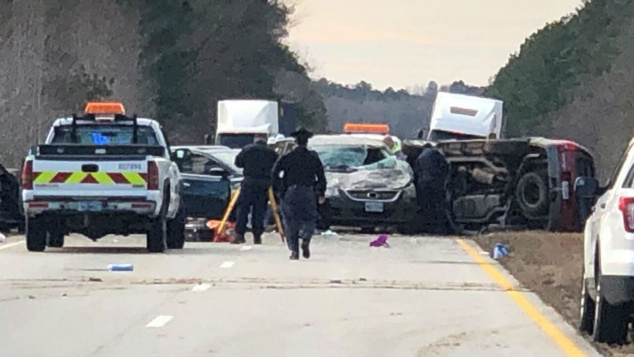 Wrong-way driver kills 2 in fiery Route 58crash