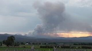 Bon Accord Fire (courtesy Jane Fitzgerald)