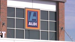Holland Aldi opening afterremodel