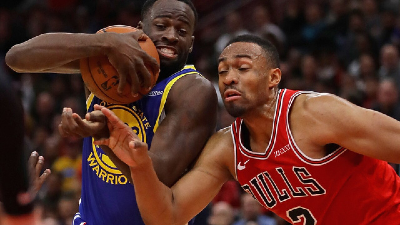 Warriors suspend Draymond Green one game for conduct