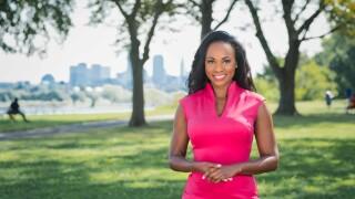 News 5 anchor Courtney Gousman.