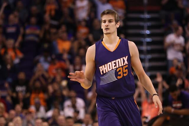 Every 1st-round NBA Draft pick the Phoenix Suns have ever made