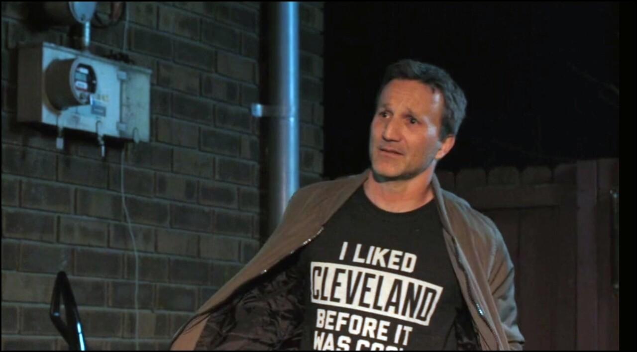 Brekin Meyer The Enormity of Life Cleveland shirt