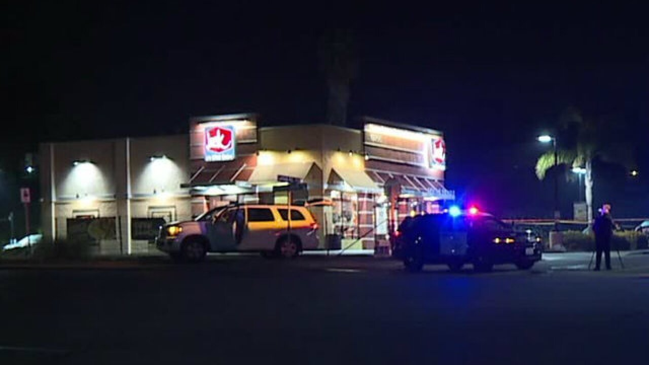 Shooting at Jack in the Box leaves one dead