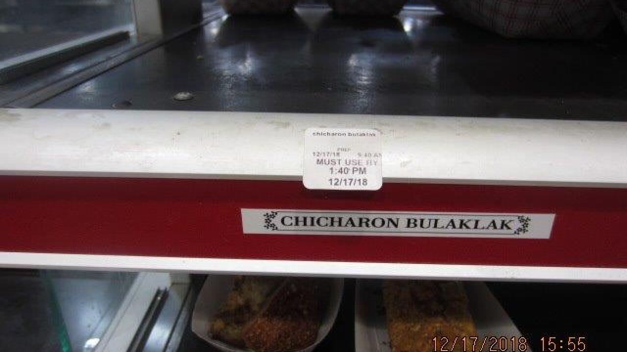 Grill City at Seafood City Supermarket
